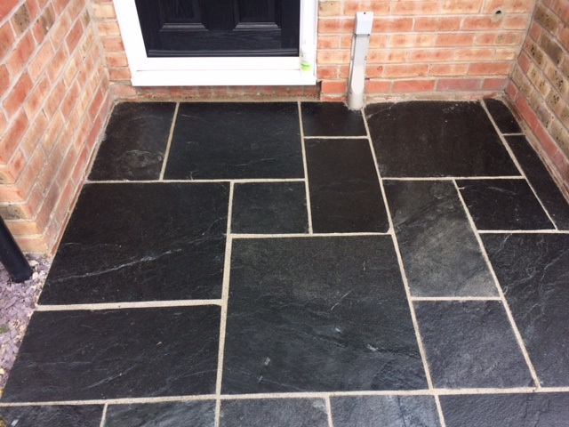 Exterior Slate After Renovation Thatcham