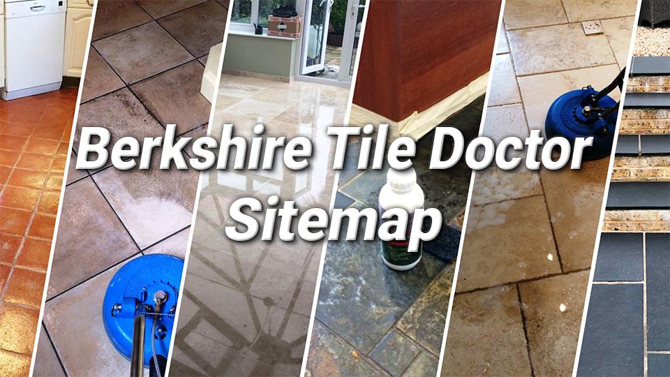 Berkshire Tile Doctor Sitemap